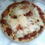 直火焼きピザ
