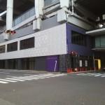 船場センタービル 外壁改装