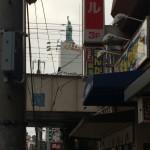 京橋 自由の女神