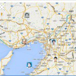 Geolocation API でスタッフの現在地を把握
